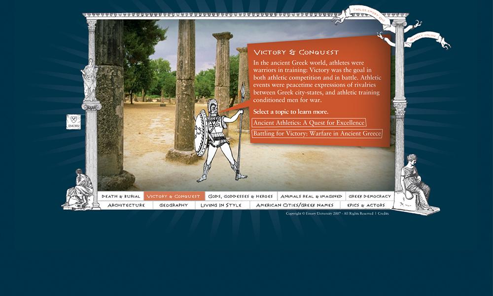 Odyssey Greece