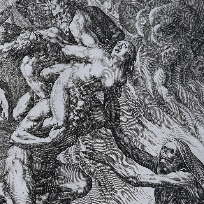 Hell by Jan Sadeler