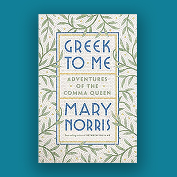 Greek to Me book cover