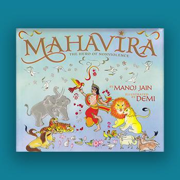 Mahavirs book cover