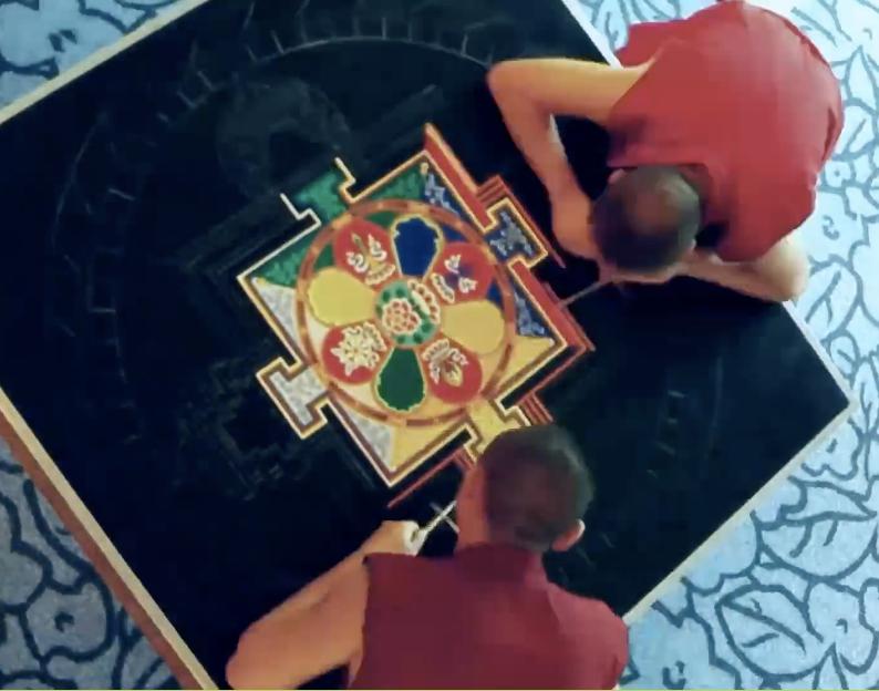 Mandala video