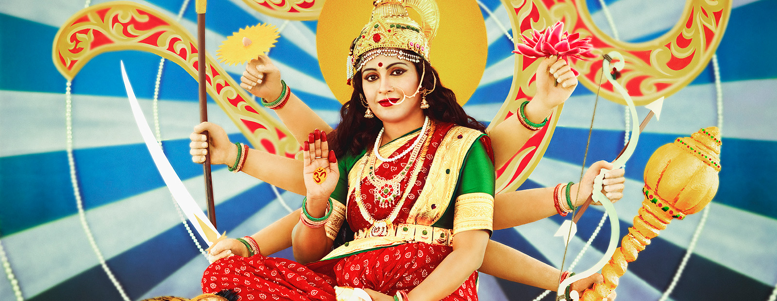 Maa Durga by Manjari Sharma