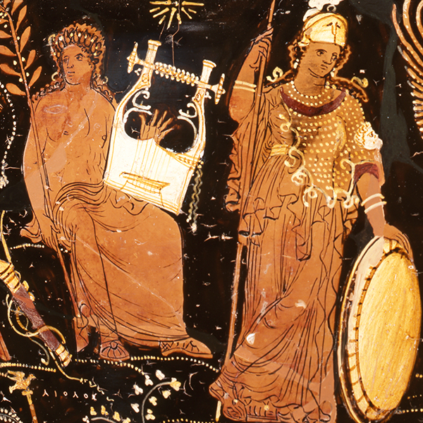 Apollo and Athena