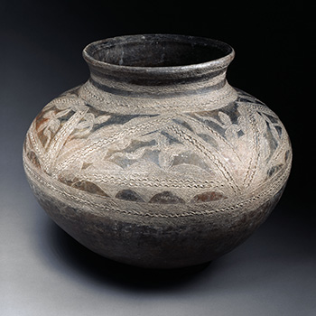 Makonde water vessel