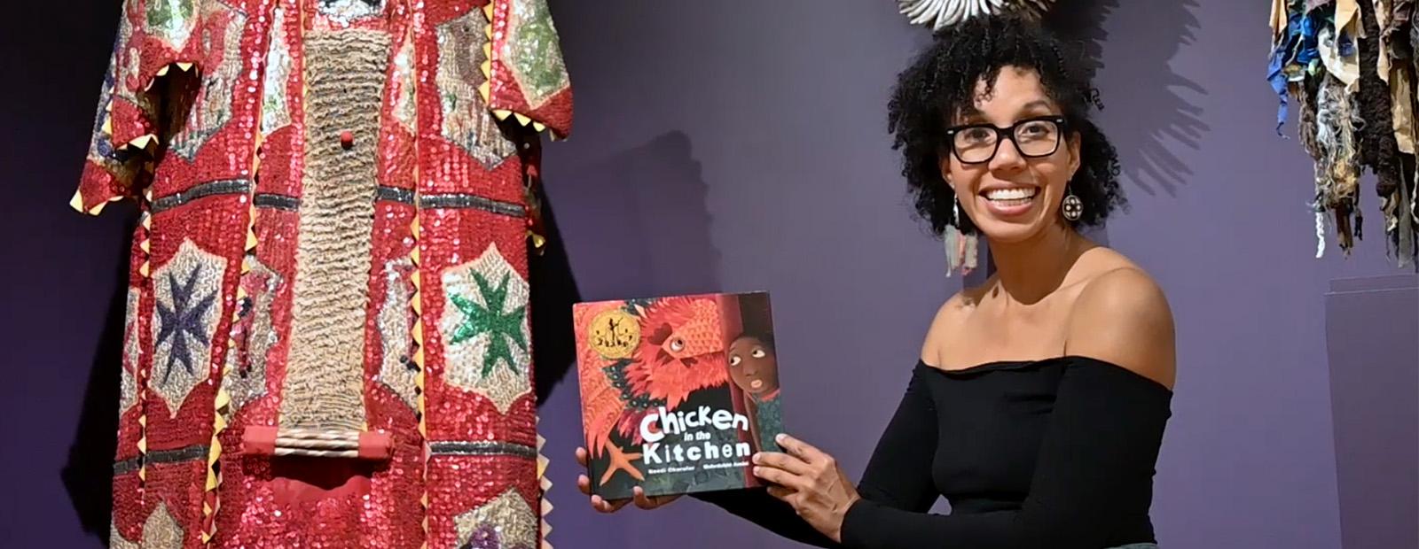 Tiphanie Yanique reads Chicken in the Kitchen