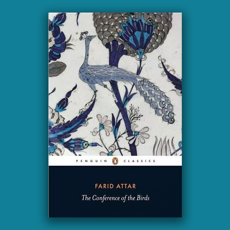 Conference of the Birds book cover