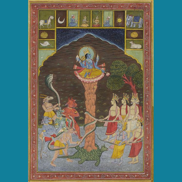 Avatars of Vishnu Lecture II March 9