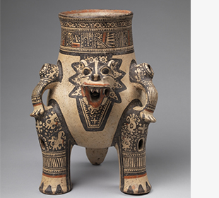 Jaguar vessel
