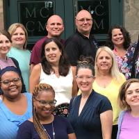 Members of the Teacher Advisory Council