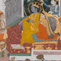 The Coronation of Rama