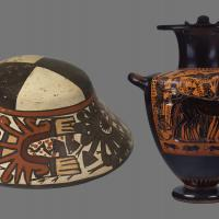 Ceramic objects from the Carlos Museum collection