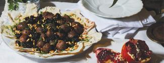 Image of Islamic food